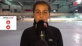 Albertville : reprise du patinage Ogca 11 09 2018