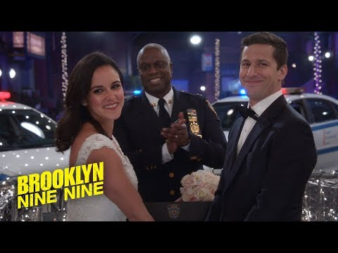 Jake & Amy Get Married | Brooklyn Nine-Nine
