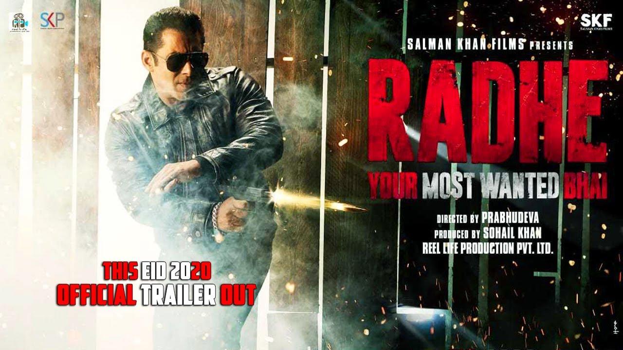 Radhe - (Official Trailer) | Salman khan | Disha, Arhaan, Randeep | Prabhu Deva || Eid 2020