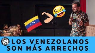 Los Venezolanos Son Más Arrechos | Stephan Dyer | Stand Up Comedy