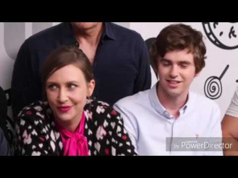 The cast and showrunners of Bates Motel