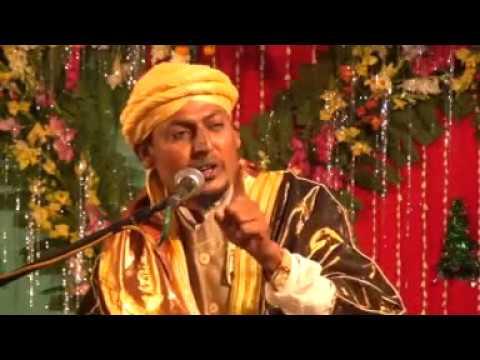 Moshahid raza jami chaturvedi Afroz Manihar akbarpur jalsa12/12/2016