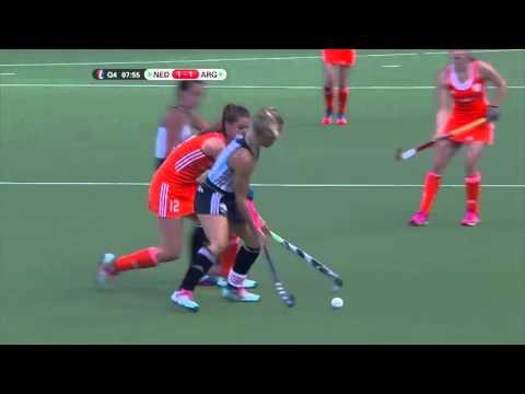 Argentina Hockey Skills: Dribbling+Reverse Tackle+3D