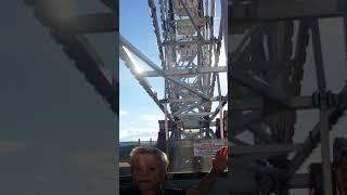 Reno rodeo scary ride