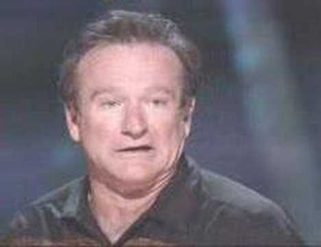 robbin williams - jesus's brother
