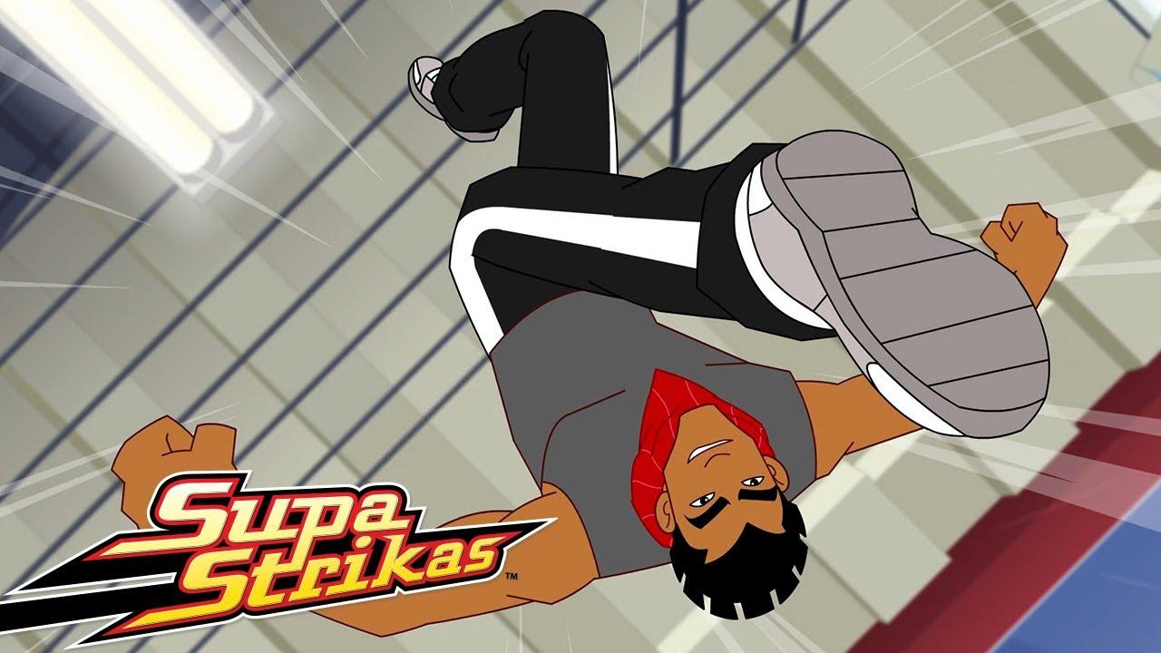 Supa Strikas | Sepack Atack! | Full Episode | Soccer Cartoons for Kids | Football Animation!