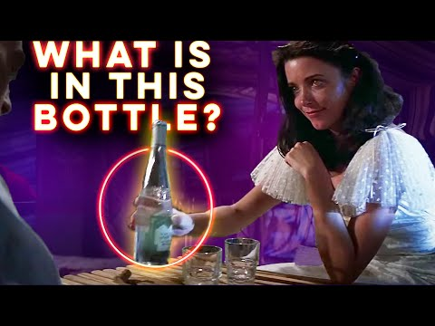 What are they drinking in Indiana Jones: Raiders of the Lost Ark?  | How to Drink
