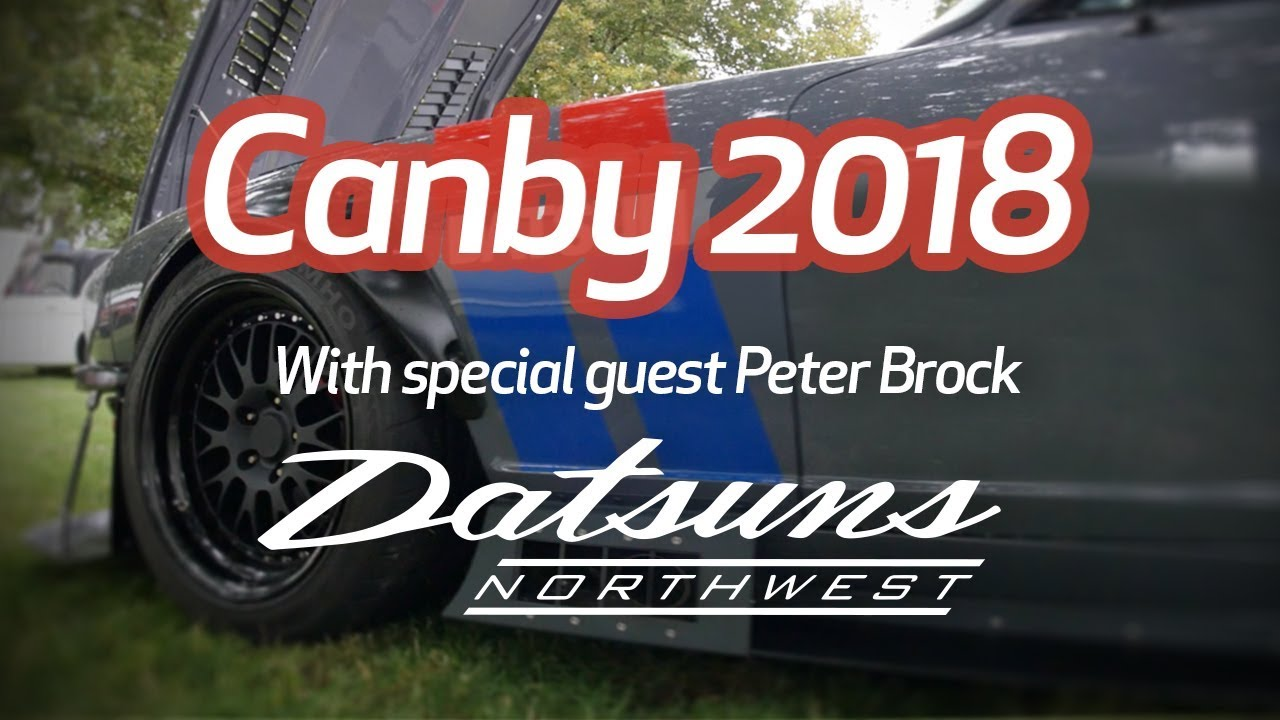 Canby 2018 Datsun Show (4K)