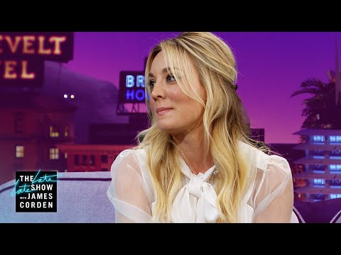 Kaley Cuoco Is Tired of the 'Big Bang' Stairs