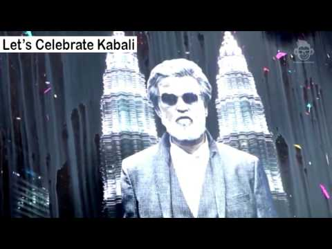 Kabali Movie 2016 Fans Celebrate - Radhika...