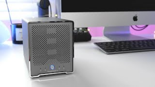 Akitio's Thunder3 Quad Mini can turbo-charge your Mac