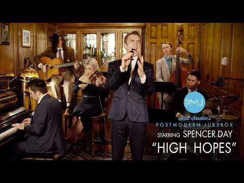 Robin - Check Out This Swanky, Jazzy Version of High Hopes!