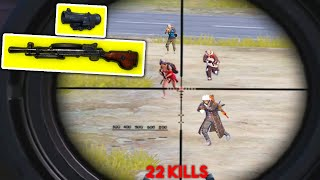 DP + 6x SCOPE IS BROKEN | PUBG MOBILE