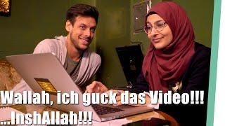Muslim-Slang: Theorie vs. Praxis