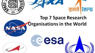 Top 7 Space Agencies of World