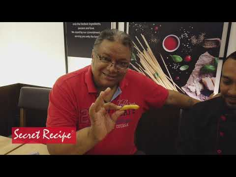 Chefs Secret Revealed At Secret Recipe By Celebrity Chef Tony Khan | #PremiumMenu #SecretRecipeBD