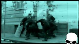 "Rejected Youth - ""No Police State Coalition"" Concrete Jungle Records"