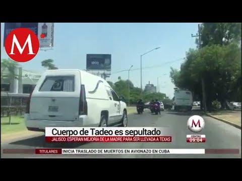 Despiden A Tadeo, Bebé Víctima En Jornada Violenta