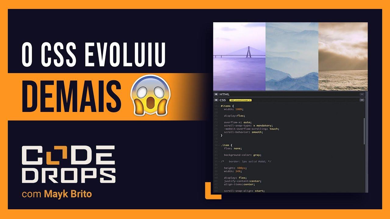 Criando um Carousel do Zero só com CSS   Code/Drops