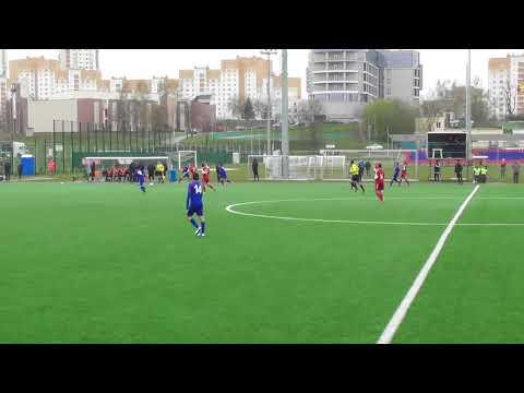 Moldova U17 Vs Belarus U17  - Valentin Tiganescu Goal