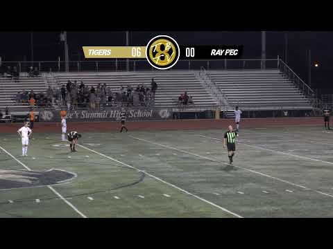 [Soccer] LSHS Tigers Vs. Ray-Pec Panthers