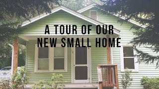 Our New Small Home!