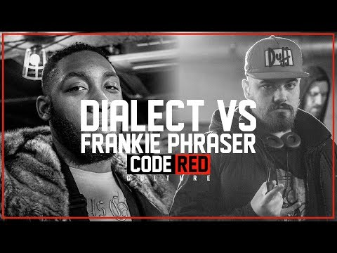 Code Red | DIALECT VS FRANKIE PHRASER | Rap Battle