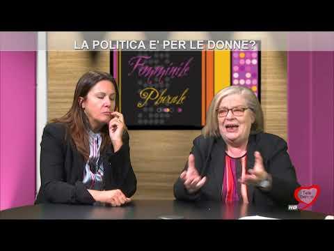 FEMMINILE PLURALE 2019/20 La politica è per le donne?