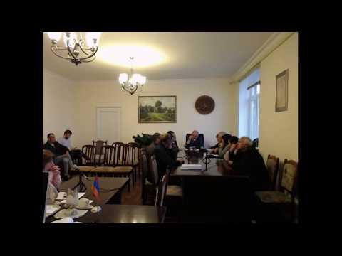 Ջրվեժ Համայնքի Ավագանու հերթական նիստ 15.11.2018