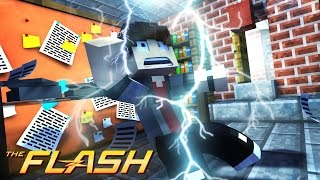 "СЕРИАЛ ""ФЛЭШ"" В МАЙНКРАФТЕ [1 СЕРИЯ] / THE FLASH IN MINECRAFT [EPISODE 1] / ROLE PLAY IN MINECRAFT !"