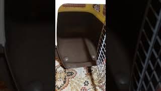 Переноска на колесах для собак Kredo 092