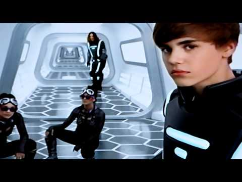 Justin Bieber BEST BUY Super Bowl Commercial