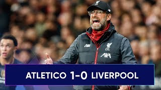 Atletico Madrid 1-0 Liverpool | Klopp FUMING After Saul Winner | #TotalFootball