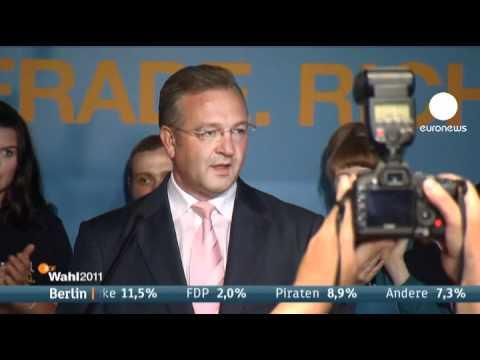 Berlin vote is another blow for Merkel