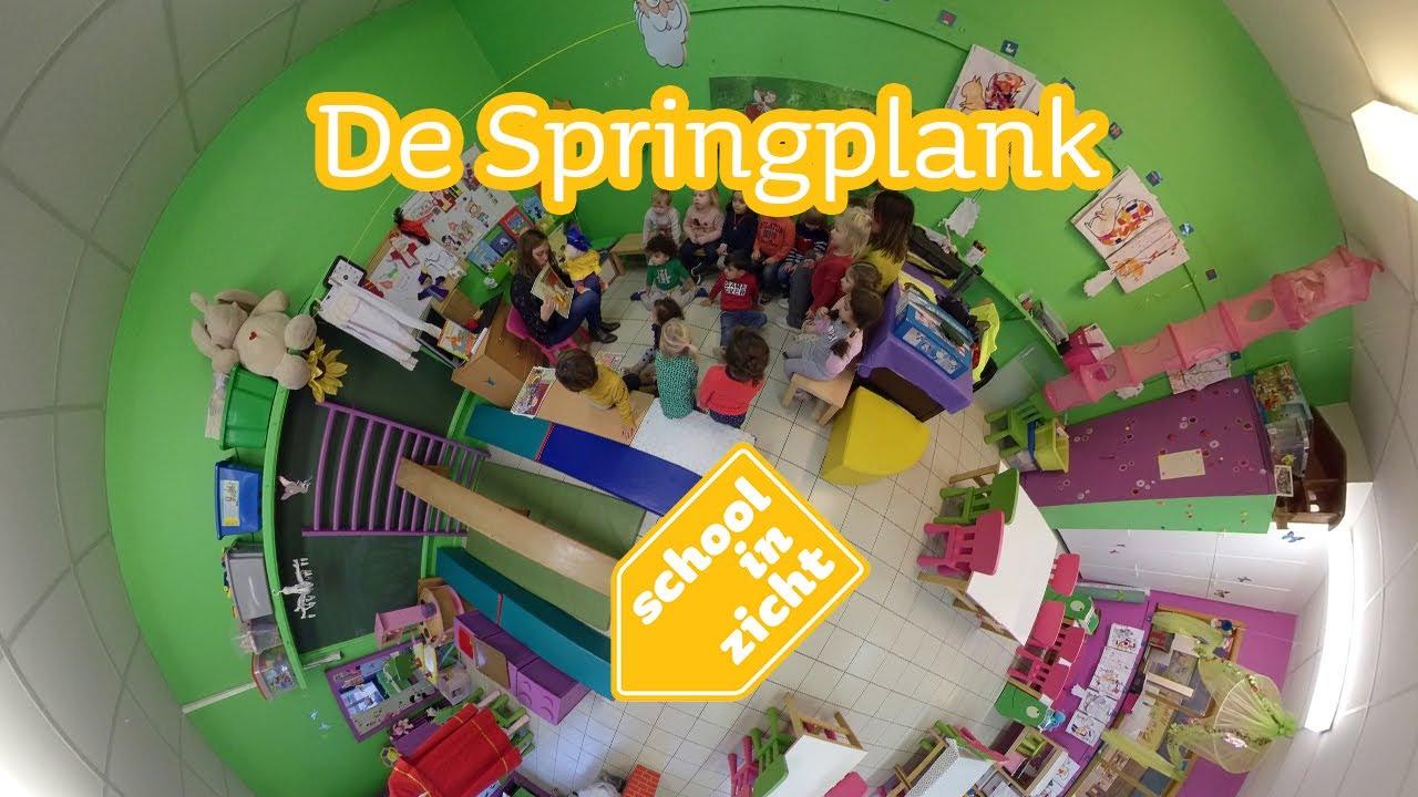 De Springplank  - 360° rondleiding