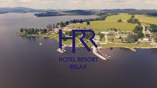HOTEL RESORT RELAX DOLNI VLTAVICE LIPNO CZECH REPUBLIC