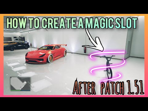 🔥MAGIC SLOT🔥How To Create A Magic Slot And Test||AFTER PATCH 1.51||(NOW WORKING)