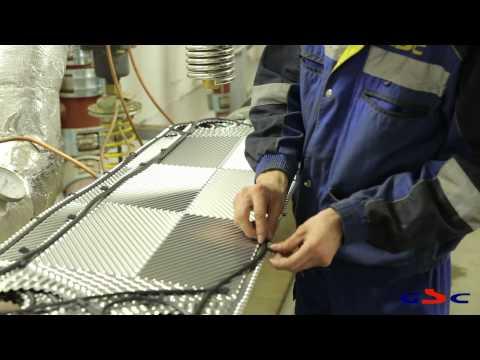 Паяный теплообменник Sondex SLS140 Комсомольск-на-Амуре Пластинчатый теплообменник Kelvion NT 500T Саров