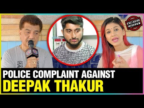 Jasleen Matharu Files Police Complaint Against Deepak Thakur | EXCLUSIVE INTERVIEW