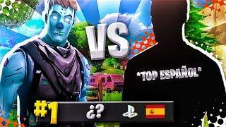¡MILAN926 vs TOP PLAYER ESPAÑOL EPIC PLAYGROUND 1VS1! FORTNITE BATTLE ROYALE