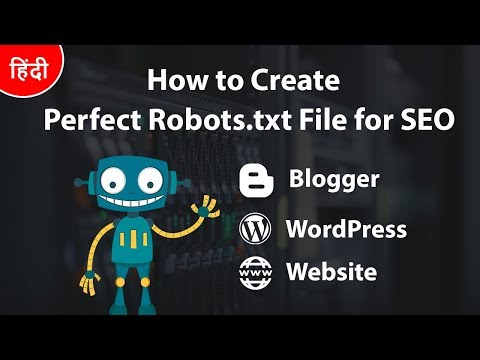 How to Create the Perfect Robots.txt File for SEO in Hindi