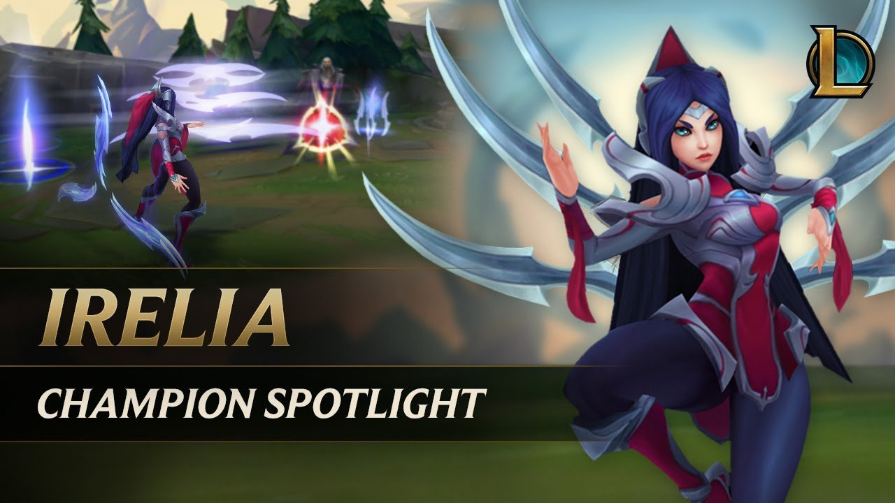Irelia League of Legends