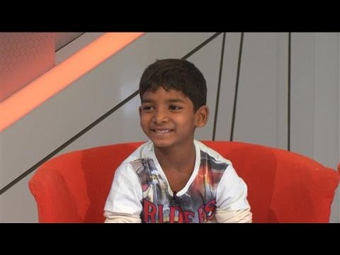 Thumbnail: 'Lion' Star Sunny Pawar on Playing Little Saroo
