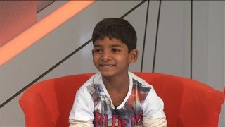 'Lion' Star Sunny Pawar on Playing Little Saroo