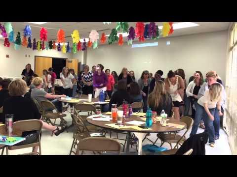 Prairie Children Preschool Surprise End of the year Flash M