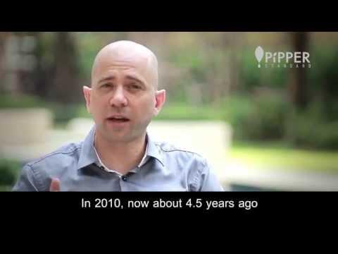 Pipper Standard CEO Peter Wainman