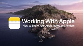 Gambar cover How To Share Apple Notes On iOS13 & Mac OS Catalina