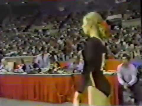 1980 US Olympic Gymnastics Trials, women