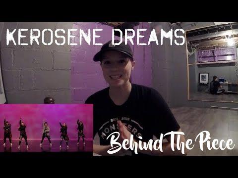 "Behind The Piece    ""Kerosene Dreams"" - X Ambassadors    Jessica Holyfield Choreography"