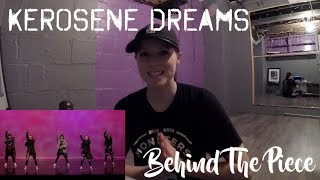 Behind The Piece Kerosene Dreams X Ambassadors Jessica Holyfield Choreography